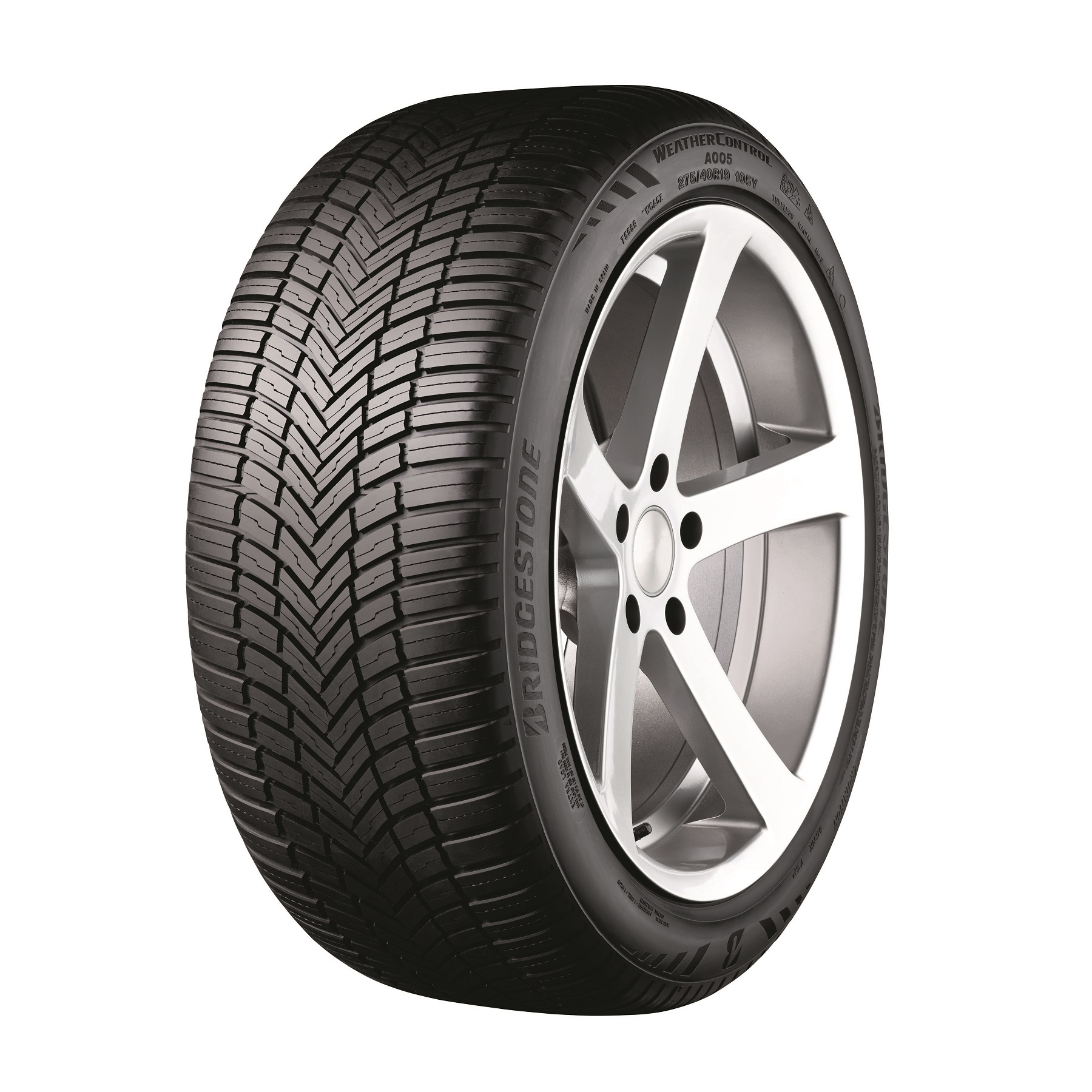 All Season Tyre Bridgestone Dueler A/T 001 215/80R15 102 S