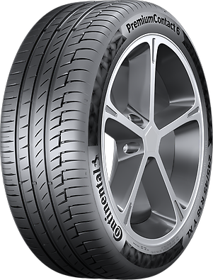 Summer Tyre Continental Premium Contact 6 225/45R17 91 V
