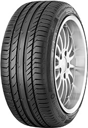 Summer Tyre Continental Sport Contact 5 255/50R21 109 Y