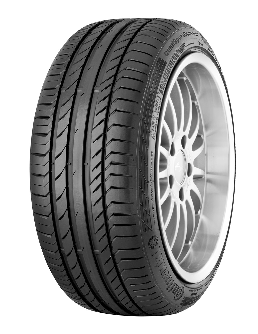 Summer Tyre Continental Sport Contact 5P XL 285/35R20 104 Y