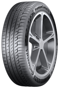 Summer Tyre CONTINENTAL PREMIUM CONTACT 6 315/35R22 111 Y