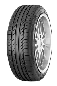 Summer Tyre CONTINENTAL SPORT CONTACT 5 SUV 295/40R20 106 Y